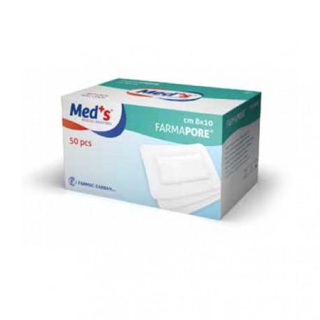 Medicazione farmapore sterile
