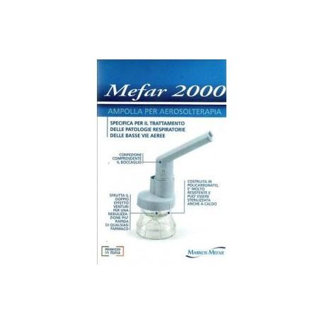 MEFAR 2000 Ampolla per Aersolterapia