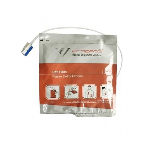 Piastre Adulti monouso Defibrillatore RESCUE SAM