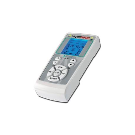 I-Tech Physio Stimolatore Professionale 2 Canali