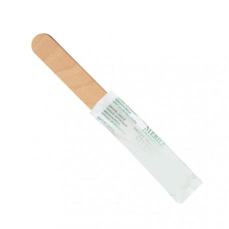 Abbassalingua in legno sterili